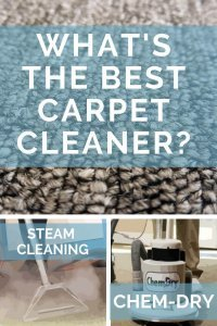 Whats the best carpet cleaner
